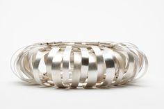 "Giulia Frigerio - Design Bijoux - Bracelets ""Vimini 2009"