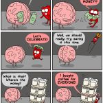 Extra Money | The Awkward Yeti featuring Heart and Brain