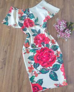 Swans Style is the top online fashion store for women. Elegant Summer Dresses, Dressy Dresses, Dresses For Teens, Cheap Dresses, Beautiful Dresses, Nice Dresses, African Fashion Dresses, Fashion Outfits, Womens Fashion