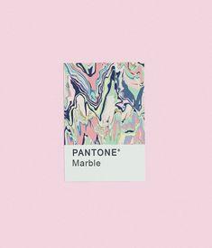 PANTONE: Marble
