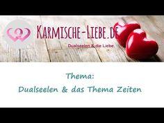 Video: Dualseelen & das Thema Zeiten | Karmische-Liebe.de