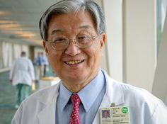 Dr. Waun Ki Hong received the American Cancer Society Medal of Honor in 2012. #100storiesofhope