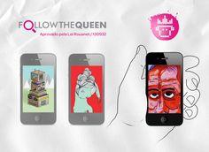 Follow the queen