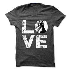 Love Boxer T Shirts, Hoodies, Sweatshirts. CHECK PRICE ==► https://www.sunfrog.com/Pets/Love-Boxer-.html?41382