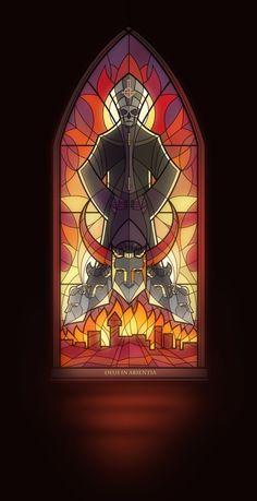 Ghost Church - Deus in Absentia http://tigonxz.tumblr.com/