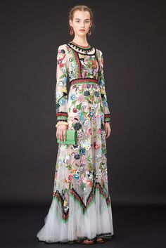 Valentino Resort '15 look book