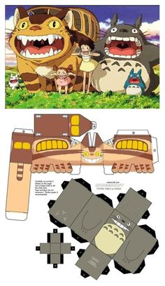 Studio Ghibli - My Neighbor Totoro