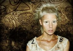Zef Yolandi Visser, Die Antwoord, Death, Style Icons, Anna, Pink Smoke, Game Of Thrones Characters, Unique Faces, Mirror Mirror