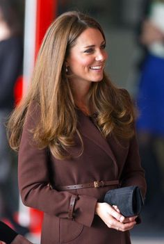 Kate middleton did not reveal the sex of royal baby prince william, duchess Kate Middleton Makeup, Estilo Kate Middleton, Kate Middleton Outfits, Princess Kate Middleton, Kate Middleton Style, Kate Middleton Haircut, The Duchess, Duchess Of Cambridge, Princesa Kate
