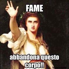 Fame....