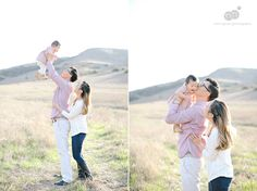the parks | irvine family portraits session