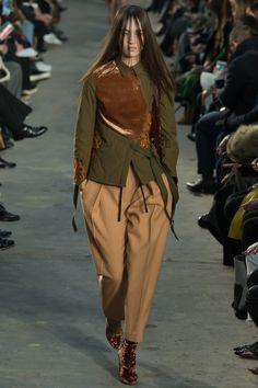 3.1 Phillip Lim Fall 2016 Ready-to-Wear Fashion Show - Elizabeth Davison