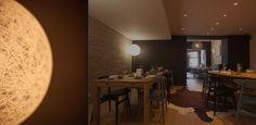 Bruggecentrum - Bonte B - mooi interieur - mooie en lekkere borden