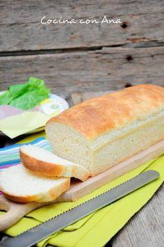 Pan de molde con thermomix ana sevilla thermomix for Pane con kitchenaid