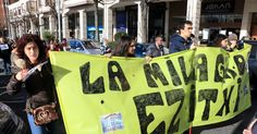 Irabazi acusa a PNV, PSE y PP de condenar la cierre al colegio La Milagrosa