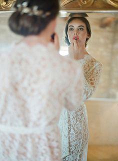 Jose Villa   Fine Art Weddings   Girl with a serious dream
