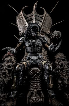 My dear friend's Steve Pereira's awesome shot! Alien Vs Predator, Predator Cosplay, Predator Movie, Predator Alien, Predator Tattoo, Les Aliens, Science Fiction, Alien Creatures, Alien Art