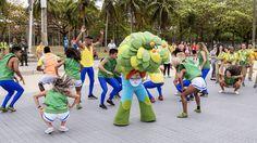 https://flic.kr/p/MaEha6 | A dancinha do Tom! | No Aterro do Flamengo.  Rio de…