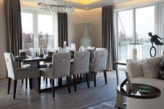 th2 Designs.© Interior, decor, dining, luxury living