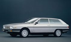 Lancia Gamma Shooting Brake