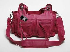 Epiphanie Stella Shoulder Camera Bag Plum 75