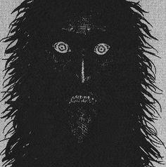 My don't fuck with me, I just woke up face. Dark Fantasy Art, Dark Art, Arte Horror, Horror Art, Horror Movies, Creepy Art, Scary, Image Triste, Badass Drawings