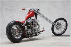 AMD World Championship, Flowline Chopper Shop, bike details & gallery