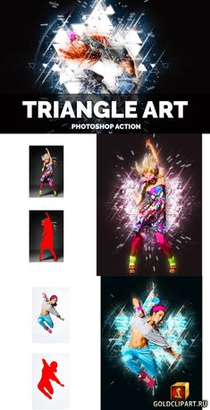 Triangle Art Photoshop Action ATN FileTriangle Art Shapes (CSH File) Well Documentation (NO SKILL NEED) Images: All images we used in this preview come from Triangle Art, Gundam Model, Photoshop Actions, Shapes, Artist, Kid, Image, Child, Artists