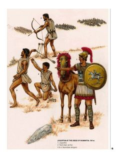 The Numidians 300 BC–AD 300 MEN-AT-ARMS Pax Romana, Punic Wars, Osprey Publishing, The Siege, Carthage, Historical Pictures, Bronze Age, Ancient Rome, North Africa