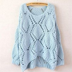 Hollow Sweater from Fashionable