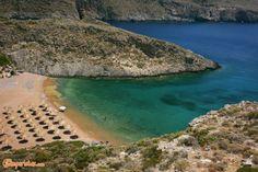 Kythira, costa e spiagge | Camperistas.com