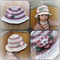 NÁVODY HÁČKOVÁNÍ Crotchet, Baby Hats, Desi, Shawl, Crochet Hats, Inspiration, Crochet Tutorials, Fashion, Crochet Edgings