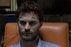 Jamie Dornan in First Look at The 9th Life of Louis Drax  as Dr Allan Pascal