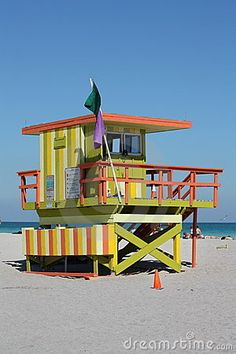baebe025c8d 33 Best Miami Lifeguard Stands images