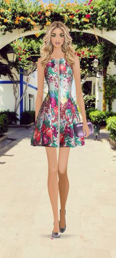 Look Styled For Covet Fashion: Impressionist