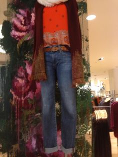 Anthropologie store in Woodfield mall, il. #anthrofave