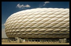 Allianz Arena. Great texture.