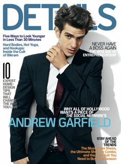 Its Andrew Garfield...do you need any more details.
