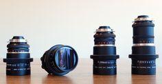 KOWA Anamorphic Lenses