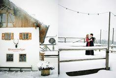 siegrid cain wedding hochzeit alpine alps snow winter winterstellgut schnee tracht dirndl salzburg austria intimate analogue filmphotography Salzburg Austria, On Your Wedding Day, Weddings, Home Decor, Snow, Dirndl, Decoration Home, Room Decor, Wedding