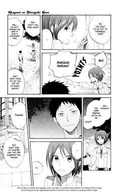 Akagami no Shirayukihime 11 Page 27