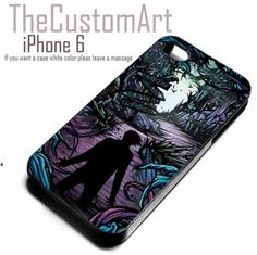 "A Day To Remember - For iPhone 6 4.7"" screen Black Case Cover 