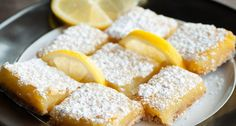 These Lemon Bars Are So Delicious That Everyone Will Be Asking You To Make Them!