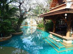 the REAL Sawasdee Village Resort in Phuket, Thailand....paradise!