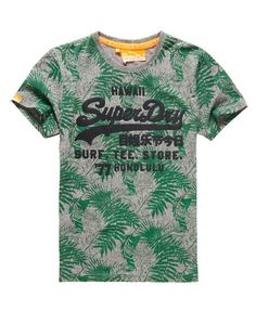 Shop Superdry Mens Shirt Shop Surf T-shirt in Light Grey Grit. Buy now with free delivery from the Official Superdry Store. Mens Printed Shirts, Men Shirts, Grey Shirt Dress, Gray Dress, Mens Vintage Shirts, Surf Shirt, Superdry Mens, Shirt Shop, Mens Fashion