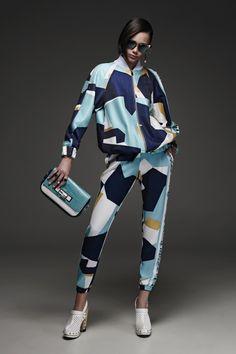 Зажигание от Fendi (Resort 2015) / Лукбуки / Своими руками - выкройки, переделка одежды, декор интерьера своими руками - от ВТОРАЯ УЛИЦА