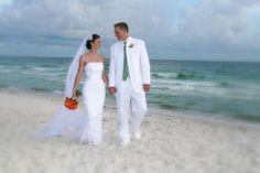 Florida Beach Weddings | Romantic Destination Florida Beach Weddings!