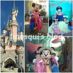 Disneyland en famille: guide, conseils, trucs et astuces