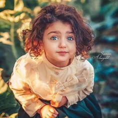 The World Cutest Baby - Anahita Hashemzadeh - My Baby Smiles Cute Little Baby Girl, Beautiful Little Girls, New Baby Girls, Cute Girls, Cute Babies, Girls Dp, Beautiful Eyes, Cute Baby Girl Pictures, Baby Boy Photos