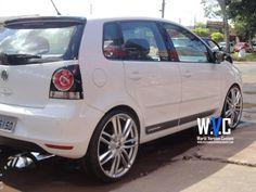 """Novo Polo 2012 Rebaixado + Rodas aro 20"""" - World Version Custom"""